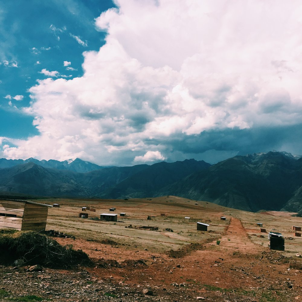 Scenes from the Sacred Valley drive