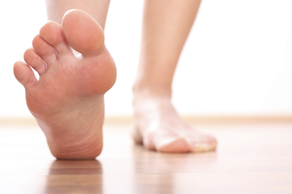 The pain that gradually develops from Plantar Fasciitis may be a result of misalignment.