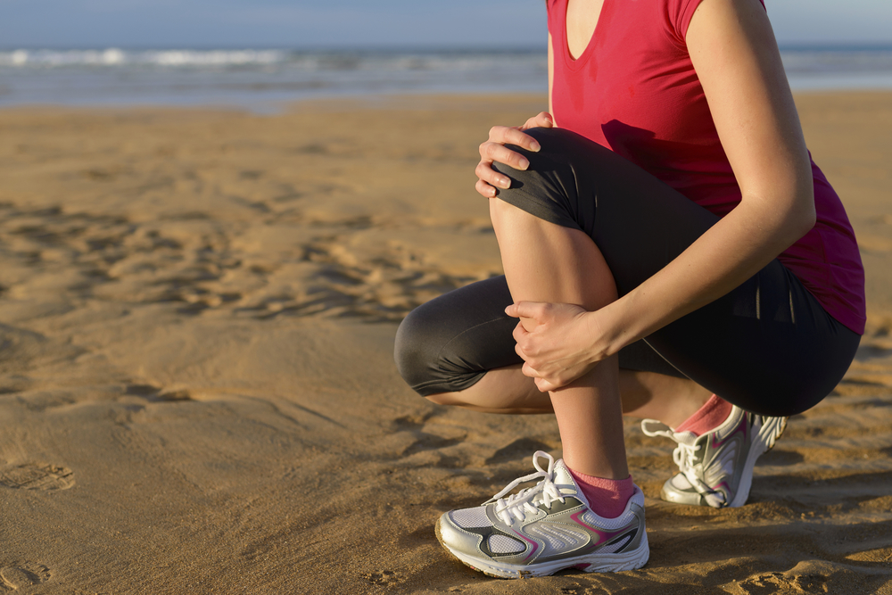 You may notice shin splints upon increasing your running or walking training distance. Have you had your spine checked lately?