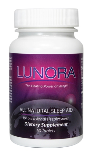 Improve sleep naturally with Lunora