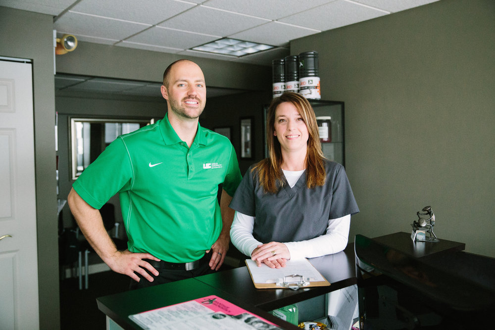 Dr. Urban and Tara are friendly and results-driven