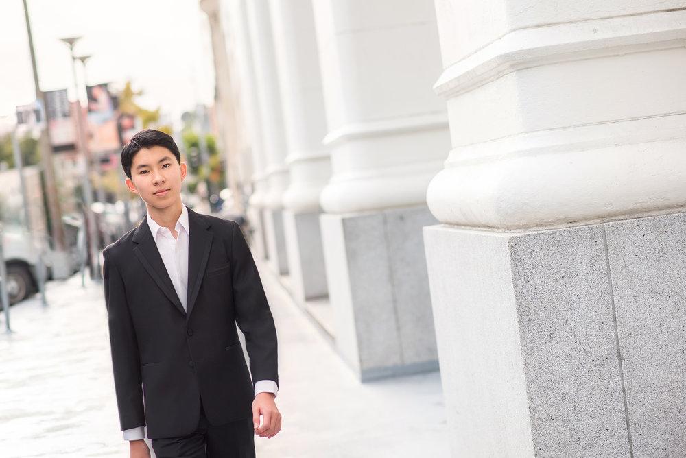 Elliot Wuu, piano