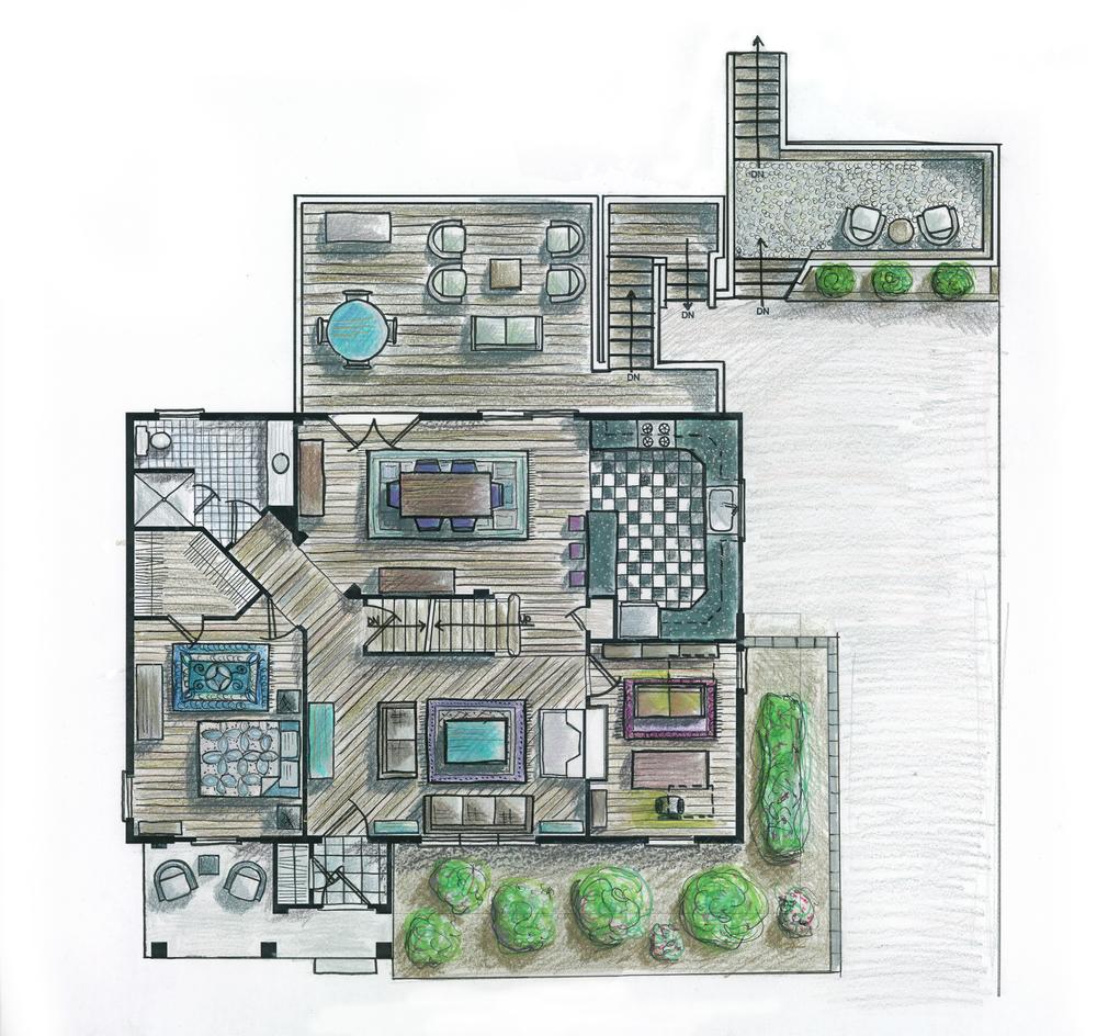 78 floor plan rendering rendered floor plan fresh for Rendered floor plan