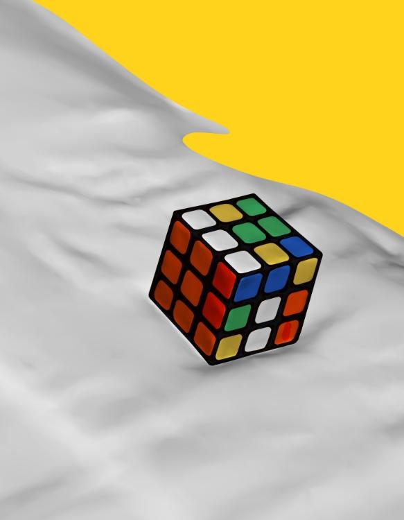 How to solve aRubik's Cube© Olya Oleinic, 2014