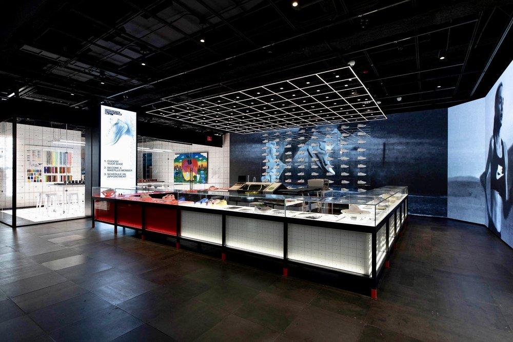 Nike Customization Activation