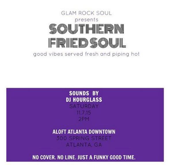 hourglass aloft southern fried soul