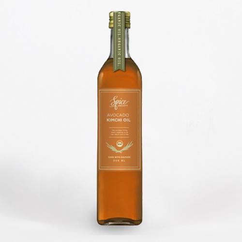 Premium Avo Kimchi Oil 250ml