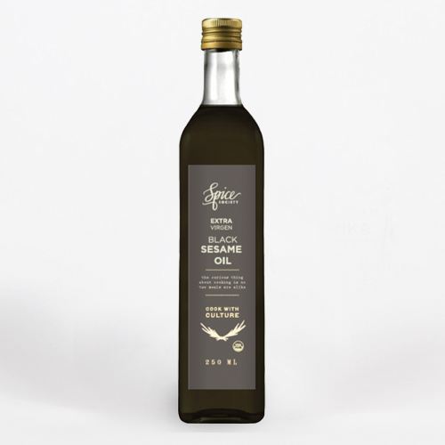 Black Sesame Oil 250 ML.