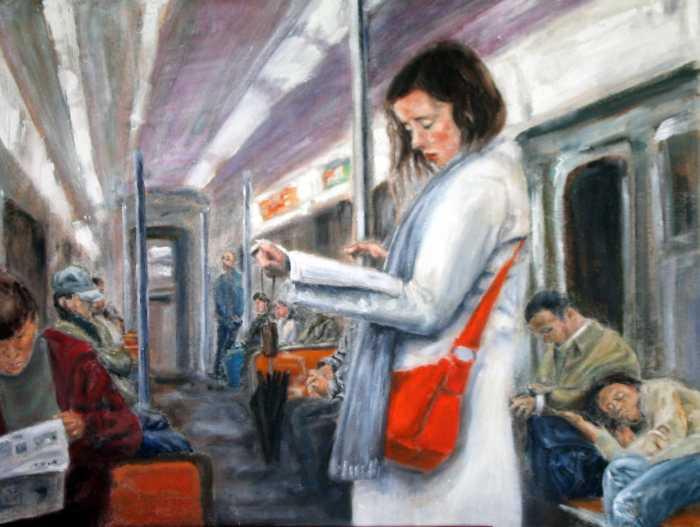 Inside NY Subway