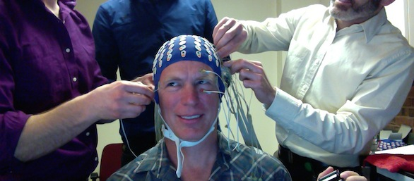 Flow Machine: Hacking the Human Brain for Healing and Wellbeing