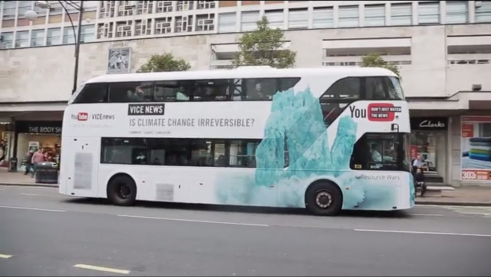 London Bus OOH