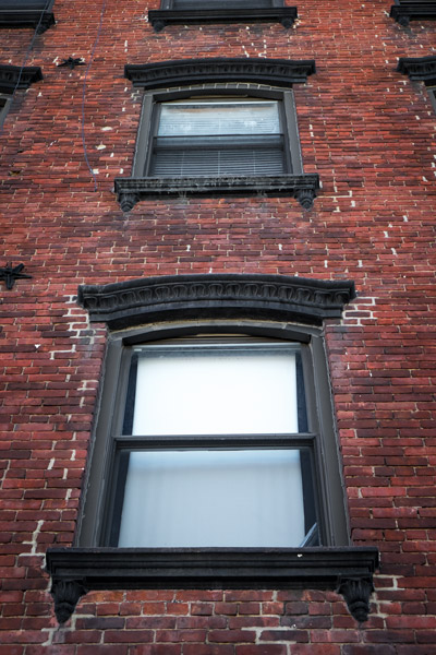 Greenpoint factory windows
