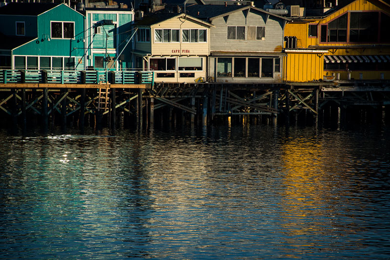 Monterey fisherman's pier