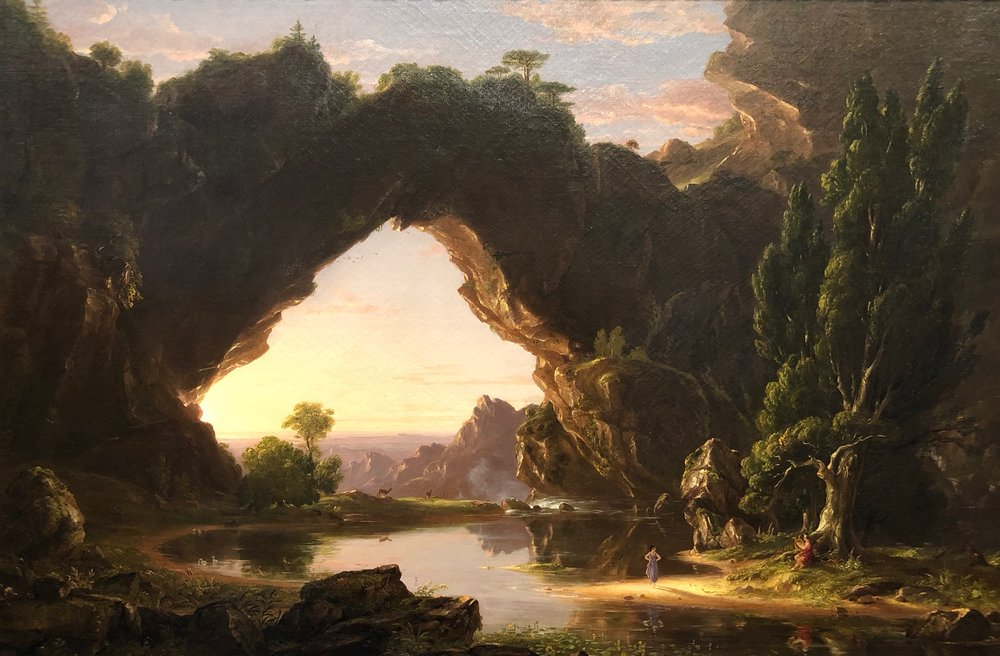 Evening in Arcady, Thomas Cole