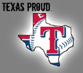 Texas Rangers Major League Baseball