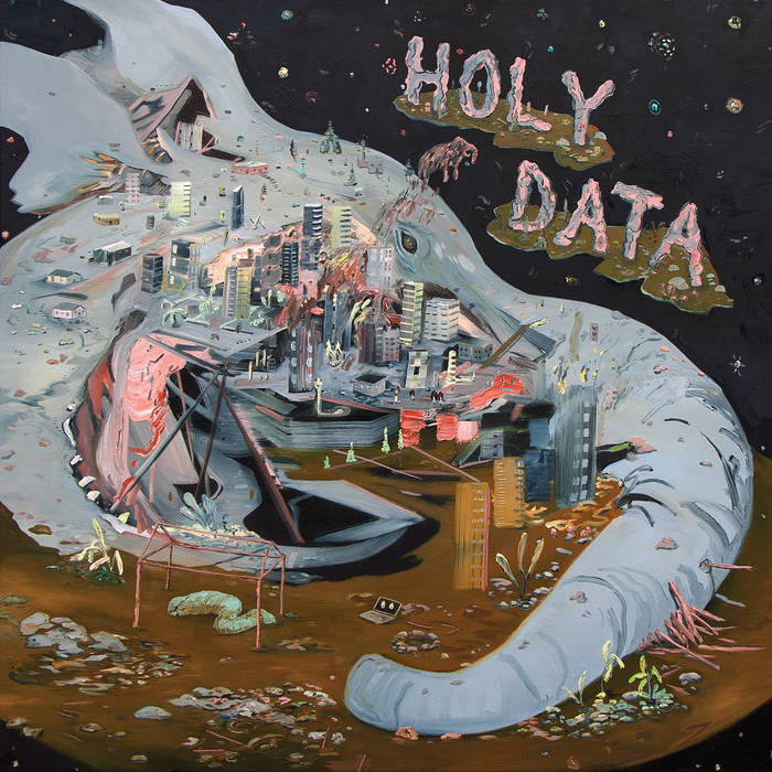 Copy of Holy Data