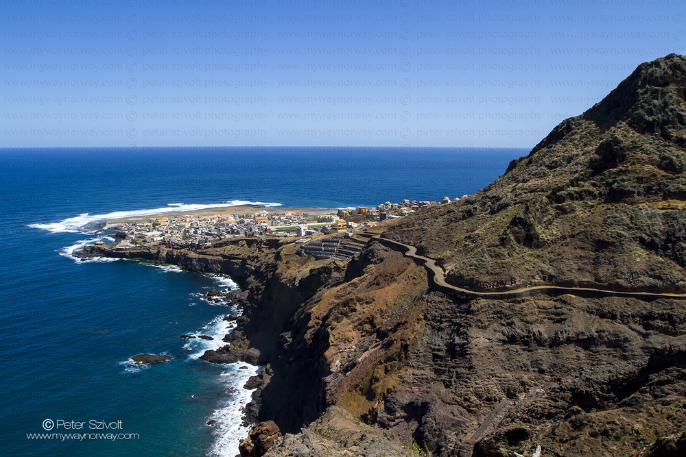 San Antao - Cape Verde islands