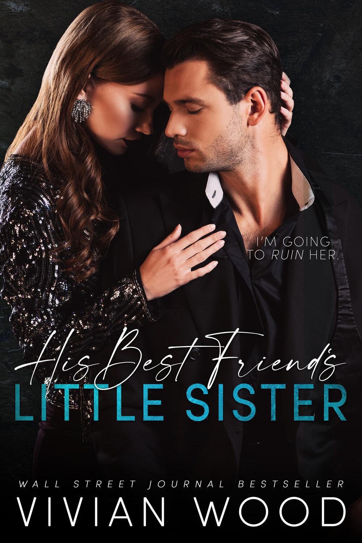 His Best Friend's Little Sister
