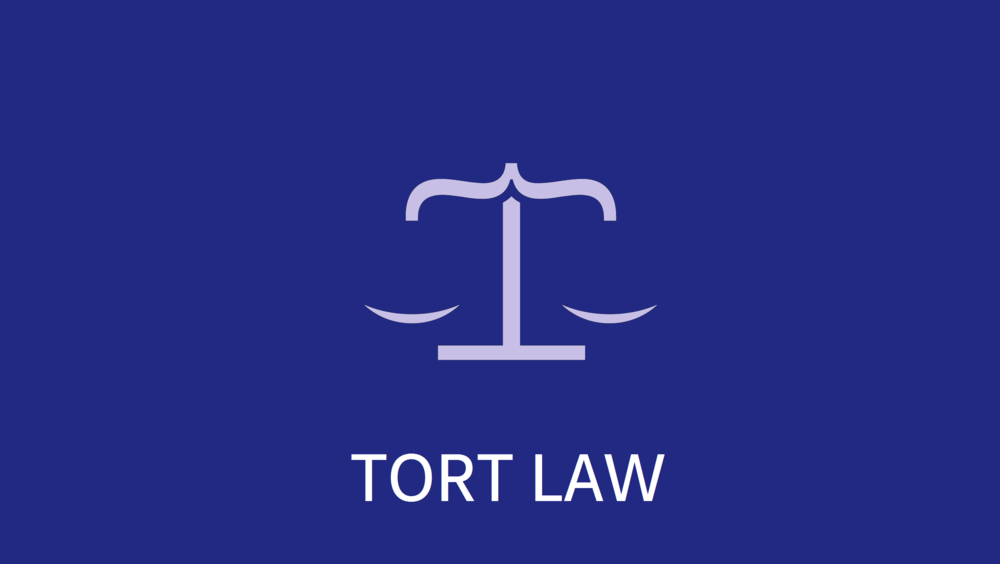 Trespass to the Person  General Negligence  Professional & Clinical Negligence  Employer's Liability - Primary & Vicarious  Product Liability  Occupier's Liability  Defamation  Nuisance  Remedies