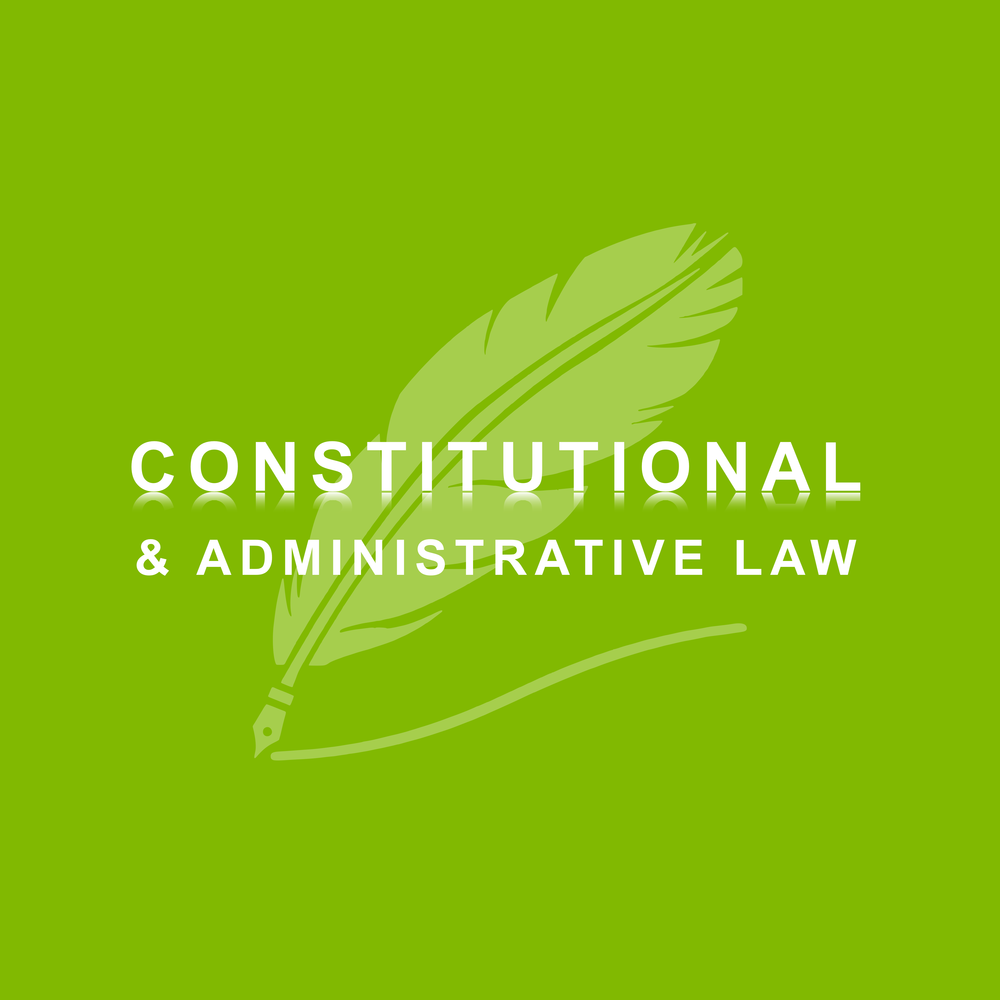 The UK Constitution  Separation of Powers and the Rule of Law  Parliamentary Sovereignty and the Royal Prerogative  Using the Human Rights Act  Articles 2 - 10 of the Human Rights Act  The European Convention on Human Rights  Judicial Review: Preliminary Issues  Illegality  Procedural Impropriety  Unreasonableness  Legitimate Expectation