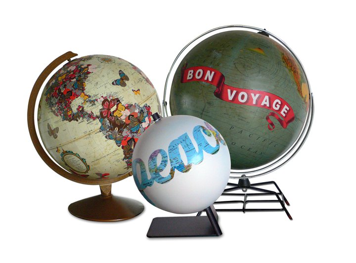 ImagineNations Globes