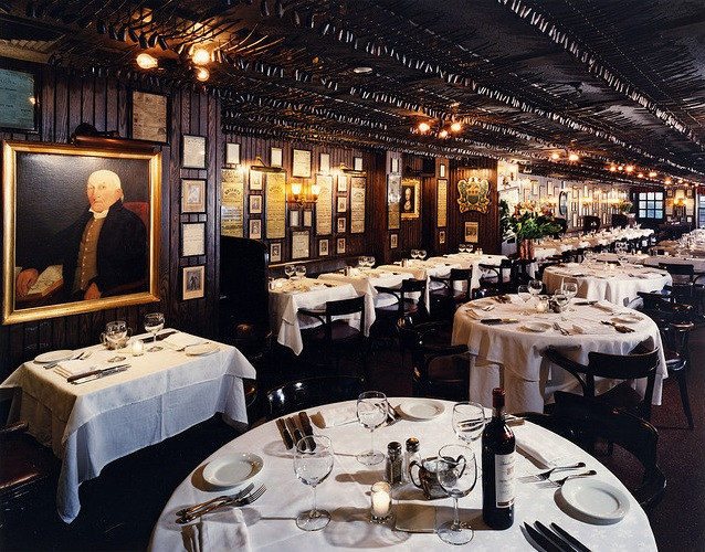 Keens Steakhouse, New York