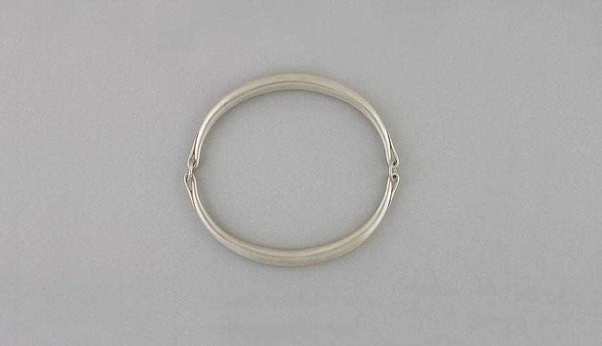 ted-muehling-silver-bracelet