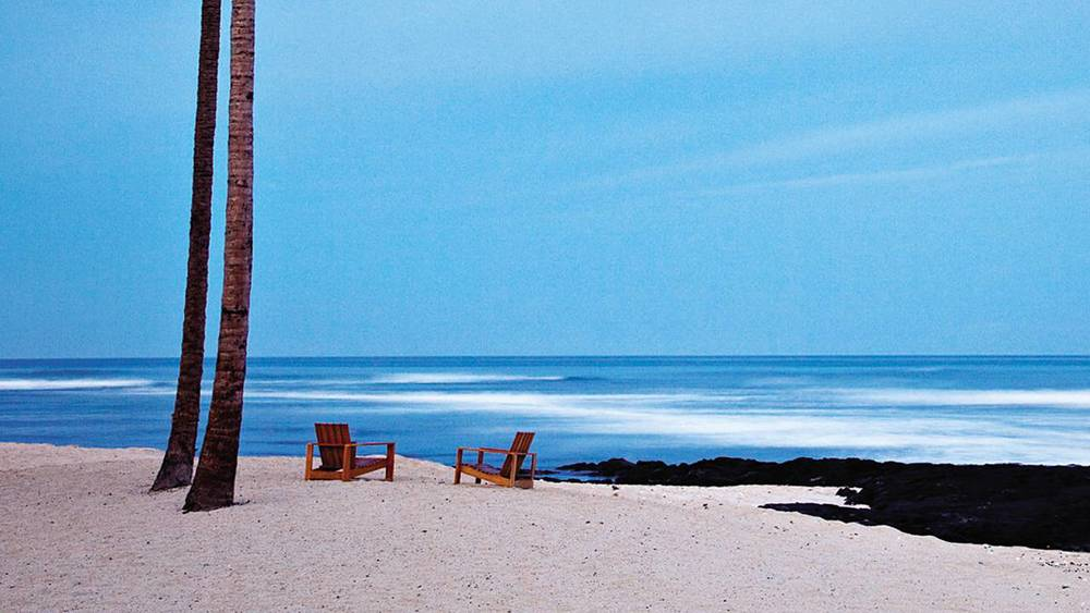Four Seasons Hualalai Beach, Hawaii