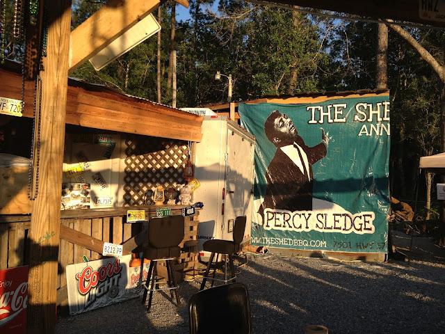 The Shed Restaurant, Ocean Springs