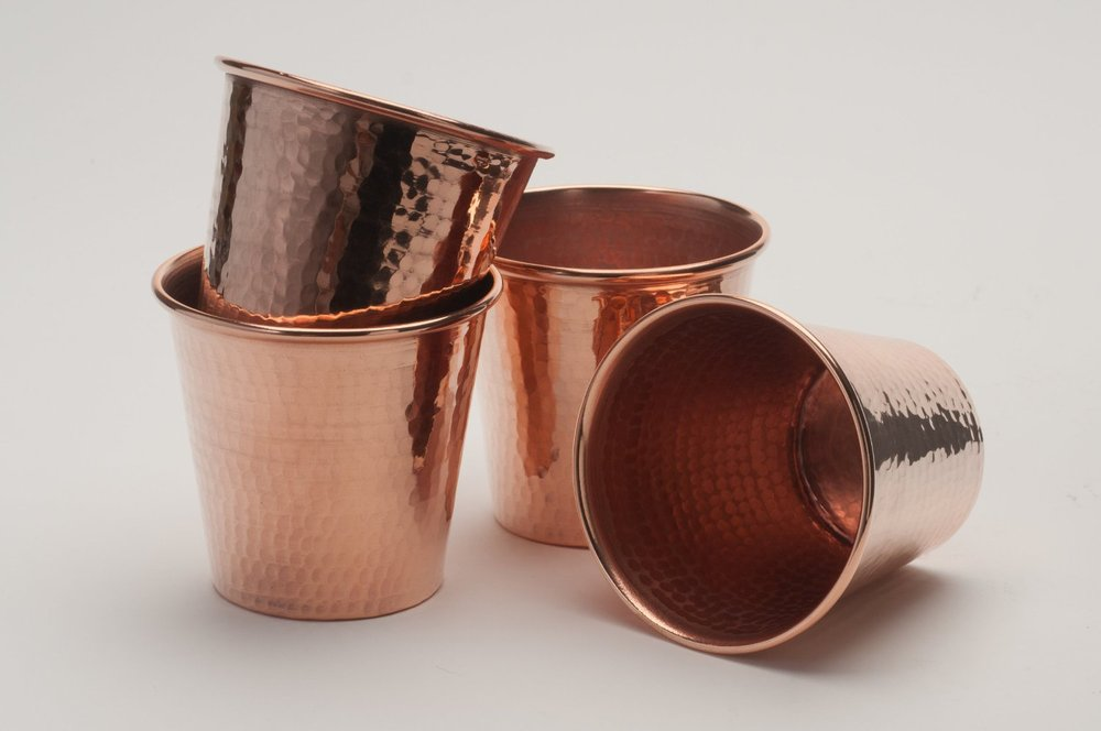 Sertodo Copper cups