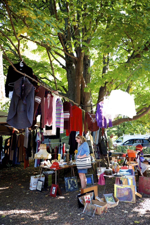 Woodstock Flea Market