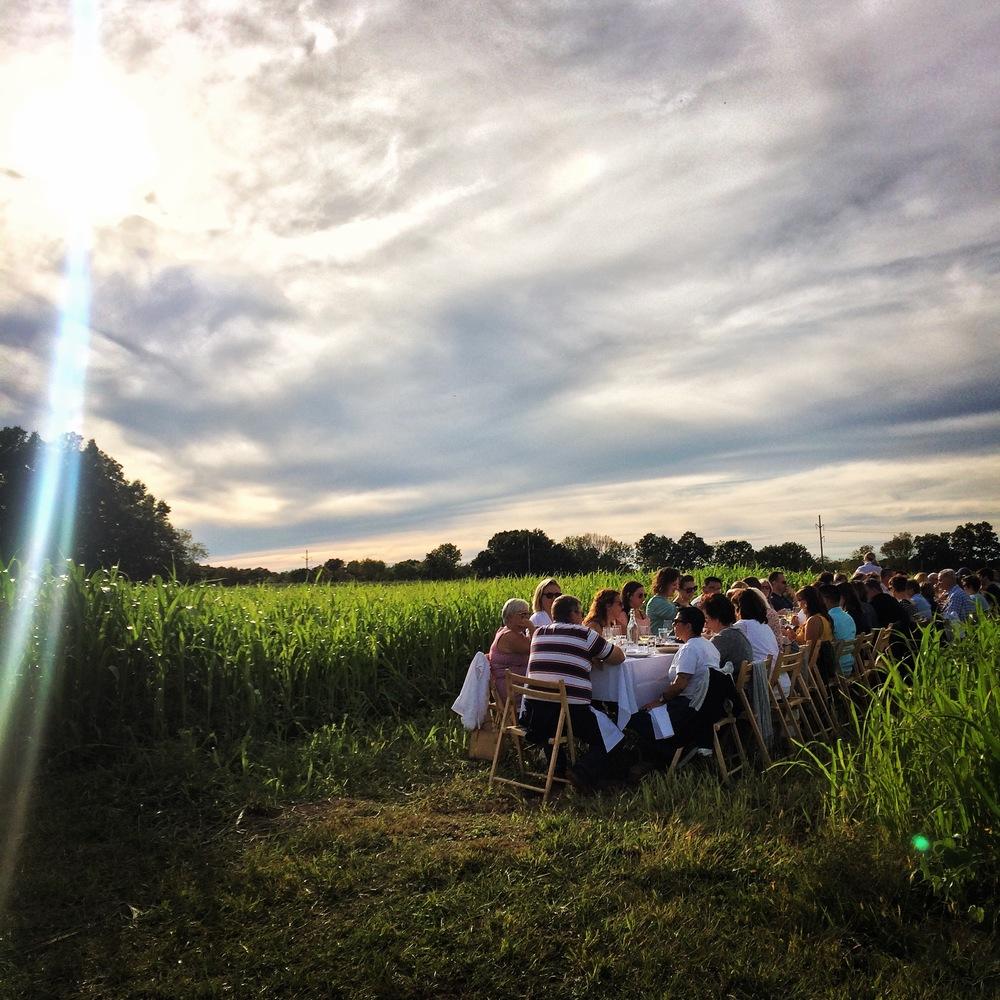 Outstanding in the Field, Blooming Glen Farm