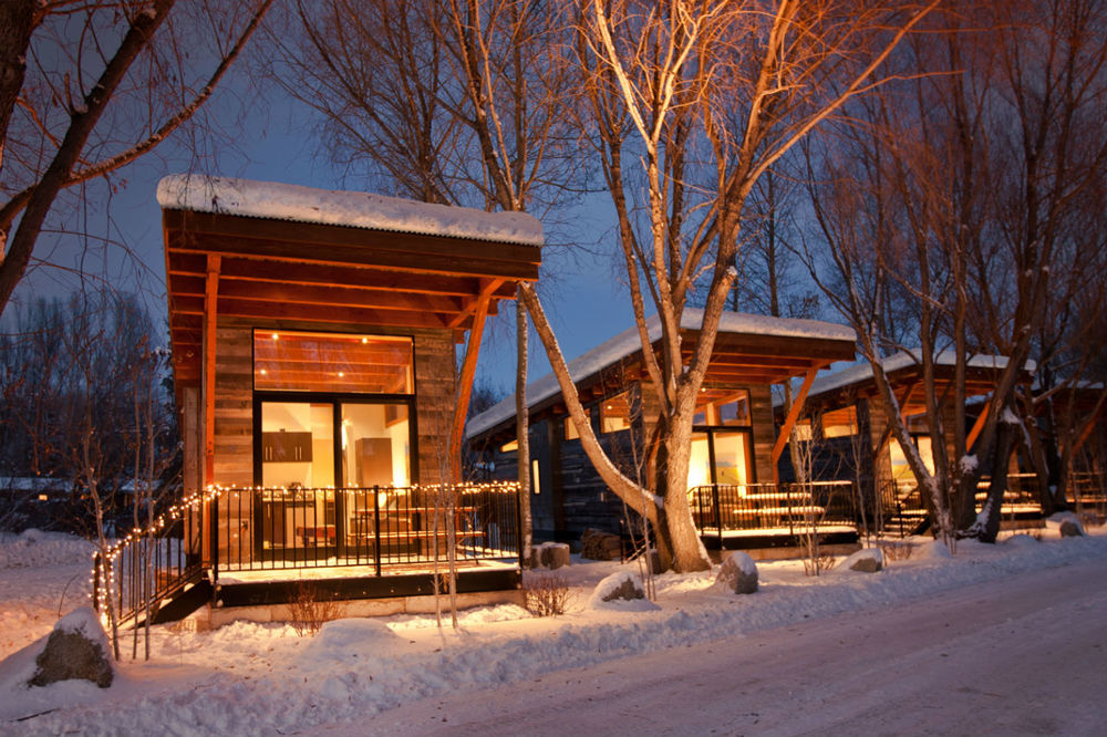 Fireside Resort in Jackson Hole, Wyoming