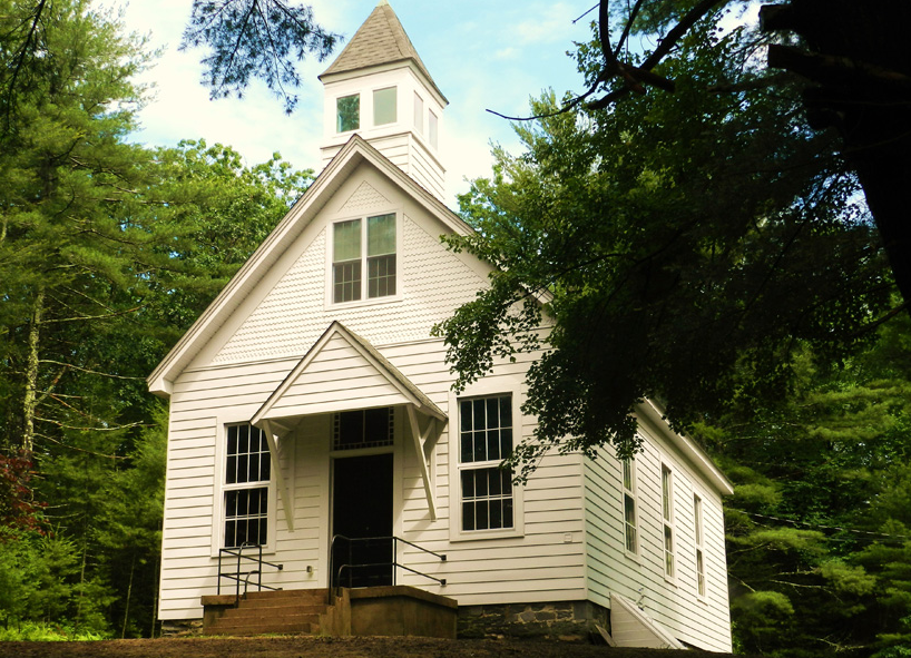 Hillside Schoolhouse in Barryville, New York