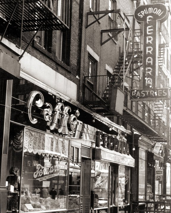 Ferrara Bakery in New York's Little Italy