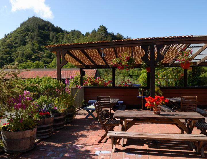 Point Reyes Hostel