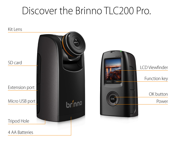 Brinno-TLC200-Pro-Features