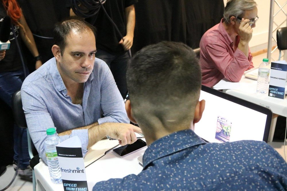 Jorge Cabaço, CEO da Freshmint Consulting.