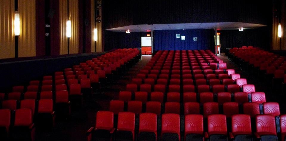 AUDITORIUM SEATS: AFTER