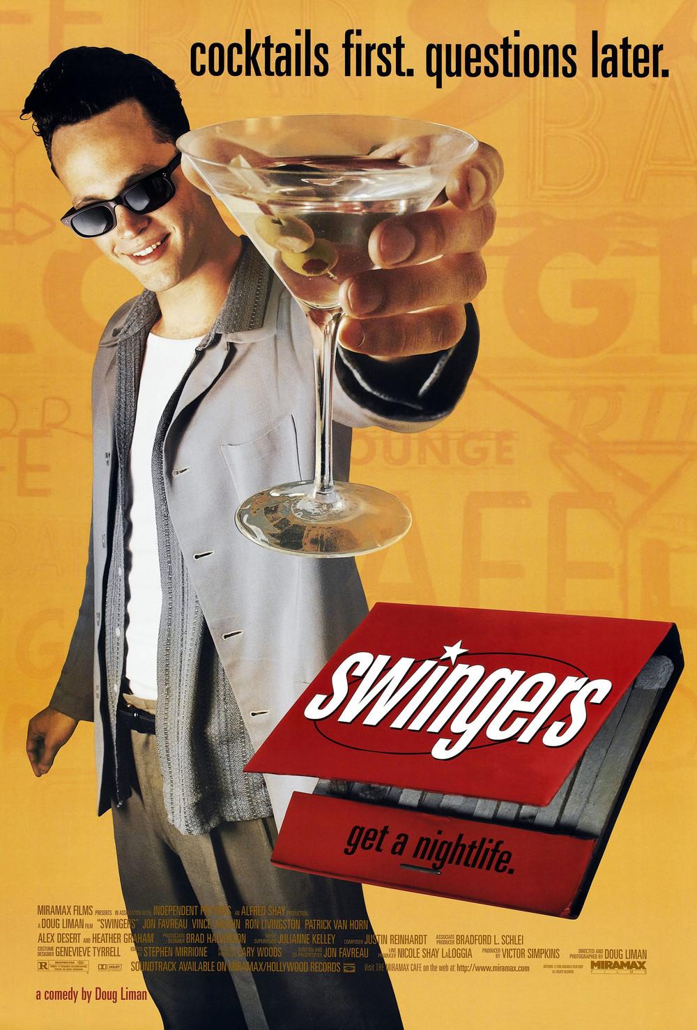 Swingers - Poster