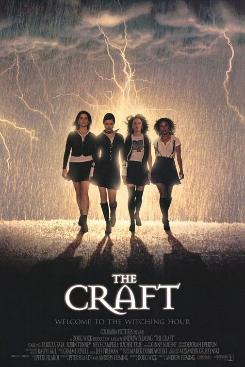 The Craft - Poster