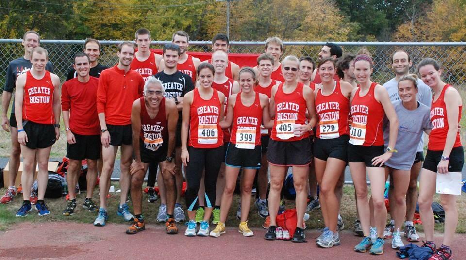 Greater Boston Track Club