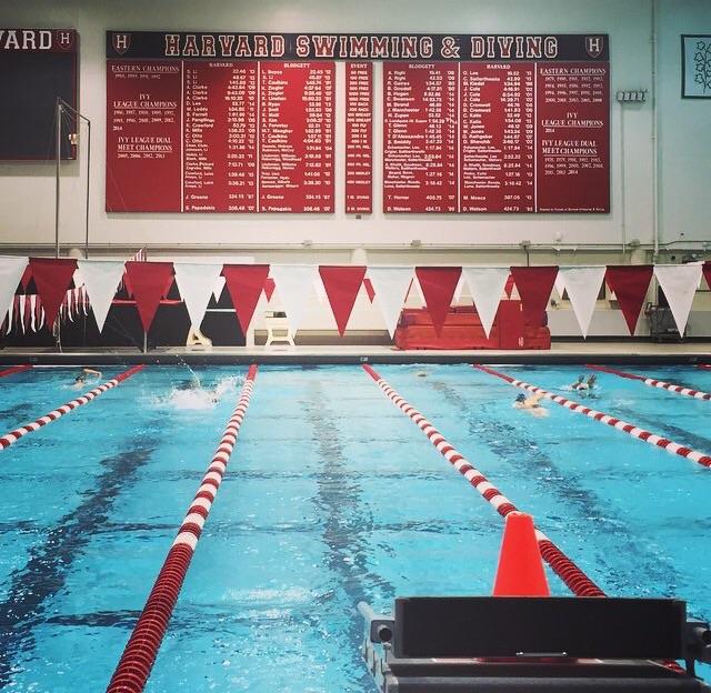 Cambridge Masters Swimming Club at Harvard University