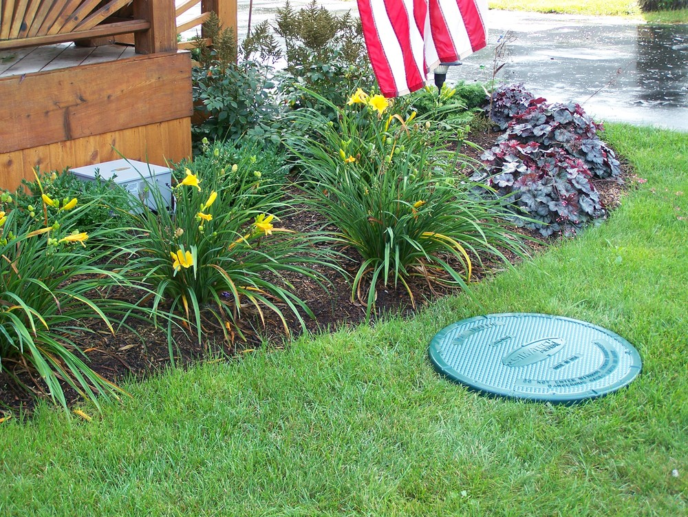 Landscaping Over A Septic Tank : Tips for maintaining your septic system marlin tank