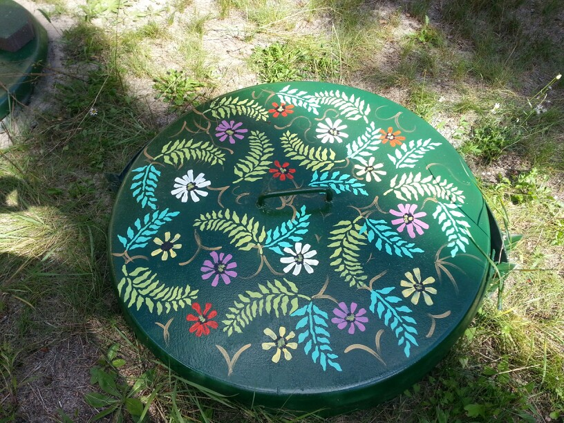 Septic Cover Ideas Marlin Septic Tank Cleaning