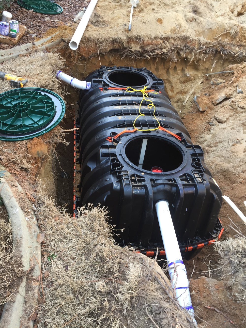 Infiltrator IM-1060 Septic Tank