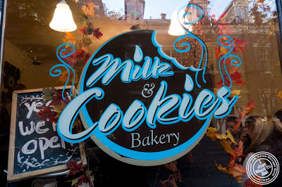 image of Milk and Cookies bakery in NYC, New York