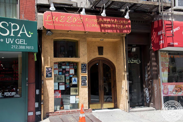 image of Luzzo's with Scott's pizza tours in NYC, New York