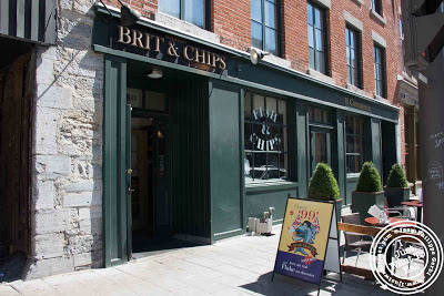 image of Brit & Chips in Montreal, Canada