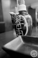 image of Soy sauce at Sushi Damo in NYC, New York